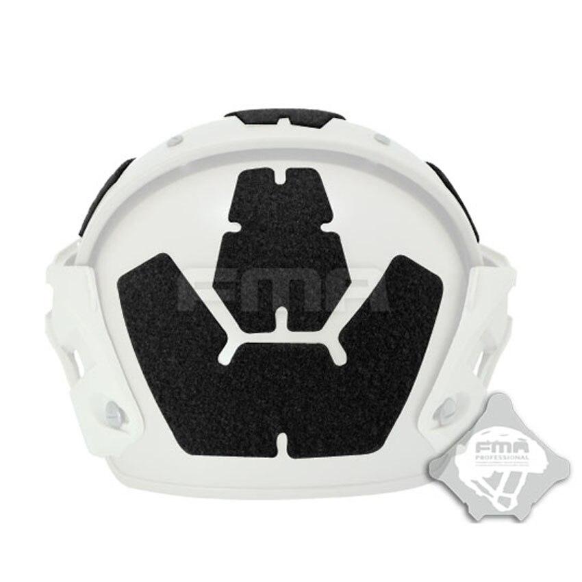 FMA новая CP наклейка на шлем группа шлем универсальное издание DIY волшебные наклейки Черный DE FG TB961