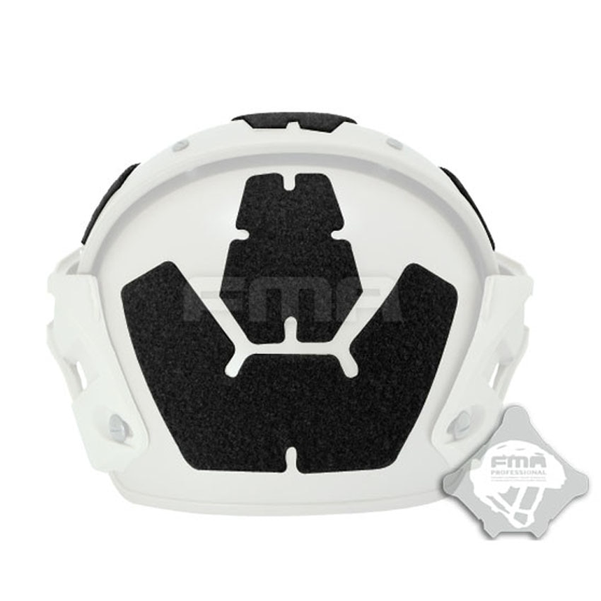 FMA New CP Helmet Sticker Group Helmet Universal Edition DIY Magic Stickers Black DE FG TB961