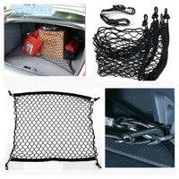 new ho Car Trunk Cargo Mesh Net Luggage For peugeot 508 bmw x3 f25 suzuki passat b7 bmw x3 e83 dacia bmw f20 accessories