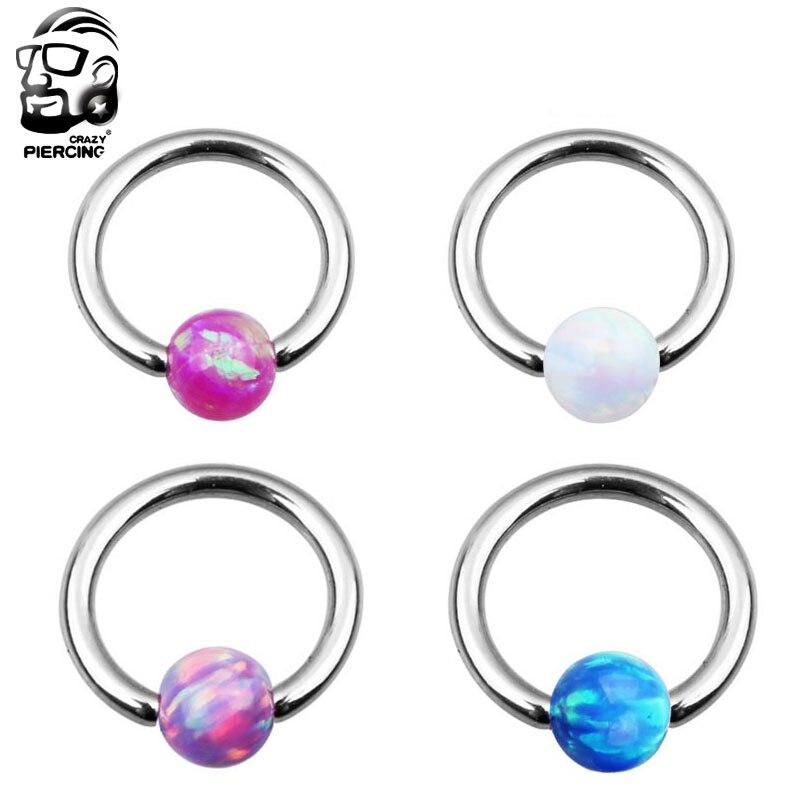 1 pc cristal gem nariz anel de aço cirúrgico nariz anéis piercing prata-cor piercing nariz piercing nez sexy piercing jóias do corpo