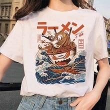 Totoro espírito fora t camisa miyazaki hayao estúdio dos desenhos animados ghibli femme feminino anime japonês camiseta roupas femininas anime