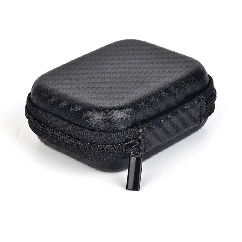 Bolsa para cámara portátil para Xiaomi Yi 4K, estuche de viaje de colección para Xiaoyi Yi, accesorios Mini caja impermeable en negro