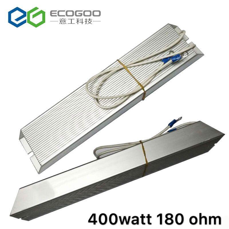 400W 180ohm تردد العاكس ل 380V 1.5kw/2.2kw سلك الجرح الألومنيوم يقع الكبح المقاوم 5% التسامح