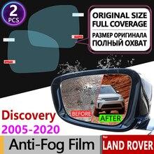 Per Land Rover Discovery 3 4 5 2005 ~ 2020 LR3 LR4 LR5 Copertura Completa Anti Fog Pellicola Specchietto Retrovisore accessori L319 L462 2017 2018