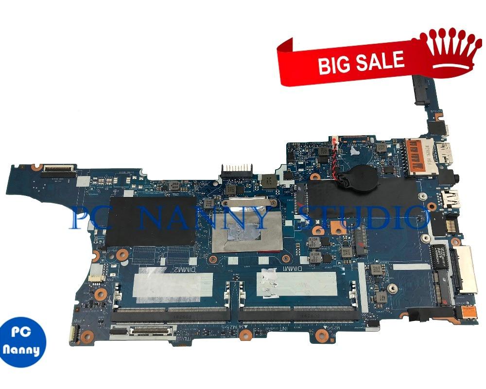 PC niñera para HP EliteBook 840 G3 placa base de computadora portátil 6050A2728501-MB-A01 I5-6200U SR2EY prueba