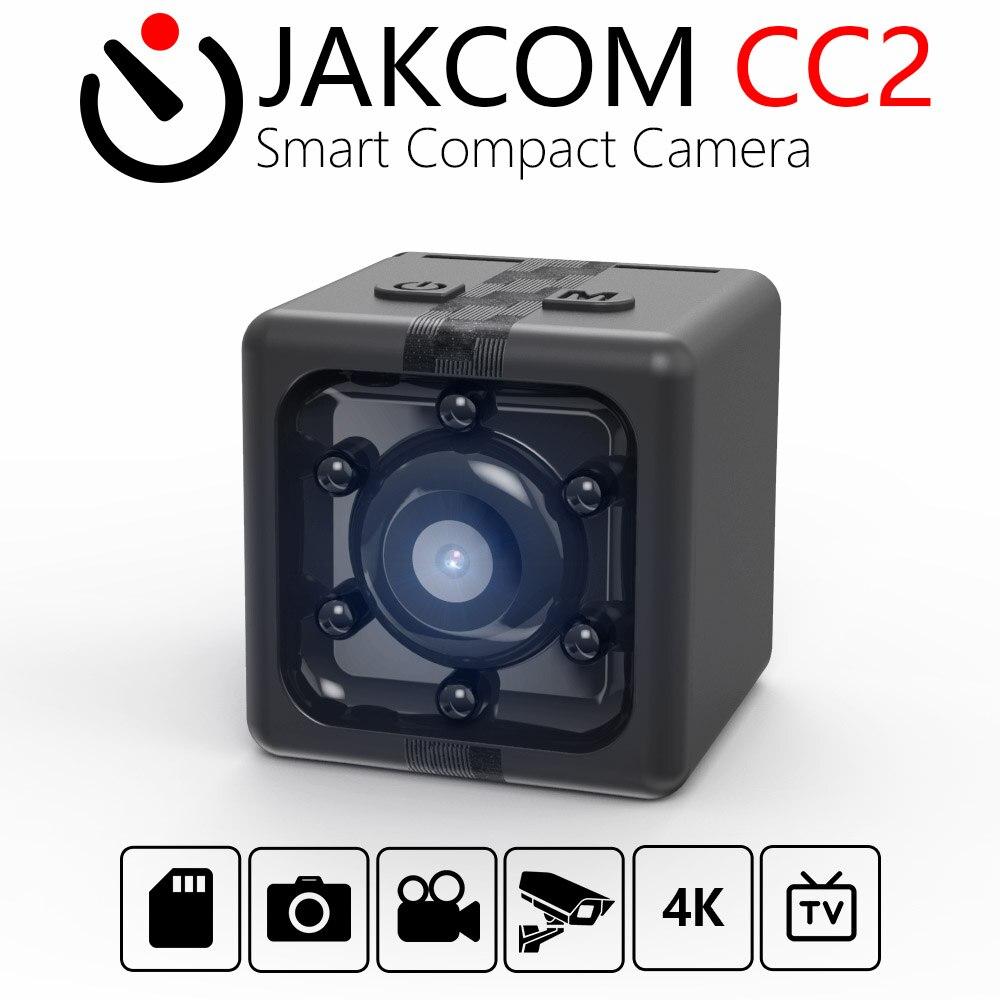JAKCOM CC2 cámara compacta inteligente gran oferta en Mini cámara como FULL HD 1080P MINI DVR de bolsillo visión nocturna gran angular clasificado