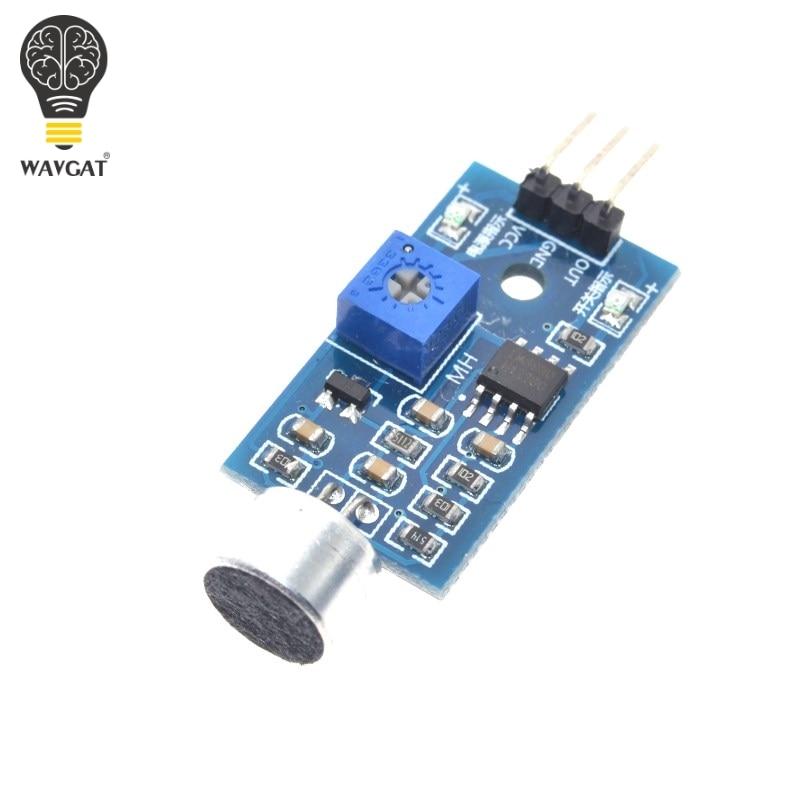 Модуль датчика обнаружения звука, умный датчик звука для Arduino, Прямая поставка, оптовая продажа