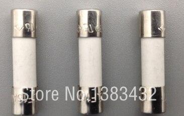 Offerte di T8AH250V ceramica fusibile di ceramica fusibile 5*20 MILLIMETRI senza piombo AliExpress