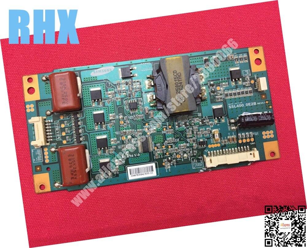Para TCL L40E5200BE placa controladora CC SSL400_0E2B SSL400-0E2B pantalla LTA400HW13 es