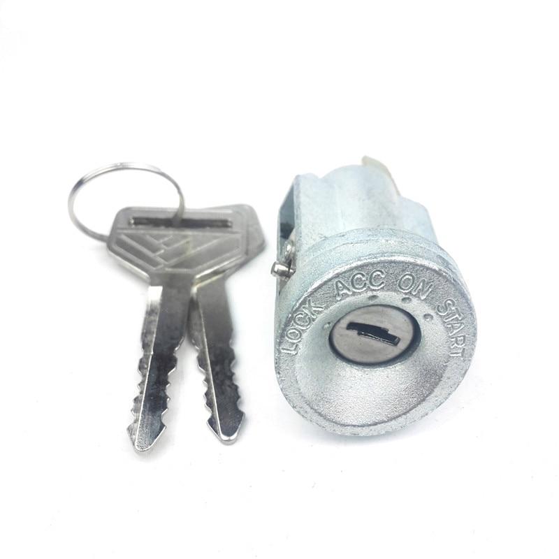 Cilindro de bloqueo de ignición para Toyota Corolla KE30 Hilux RN LN 30 40 69057-12010 69057-12011 69057-89102