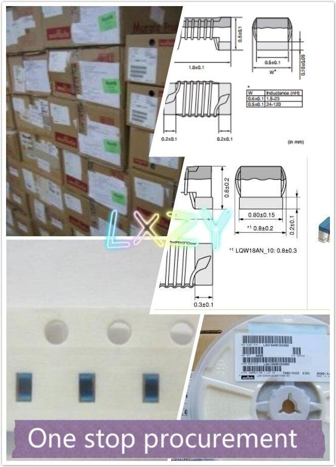 Ücretsiz kargo 500 adet/grup LQW18AN20N/12N/27N/16N/18N/22N/47N/3N9/ 33N/3N6/39NG00D LQW18AN toplam serisi RF endüktörler