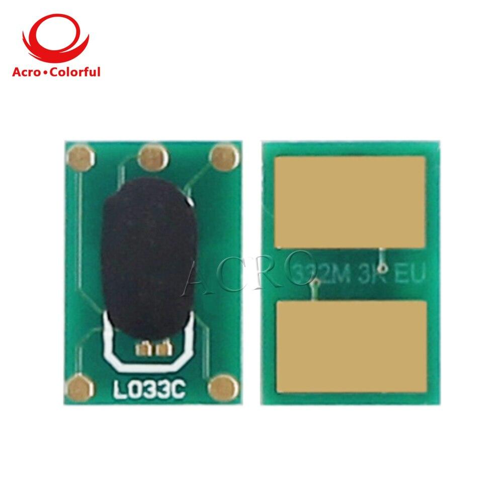 Тонер-чип для OKI C532dn C542dn MC573dn MC563dn, картридж для лазерного принтера копировальной машины, версия ЕС 46490608, 46490607, 46490606, 46490605