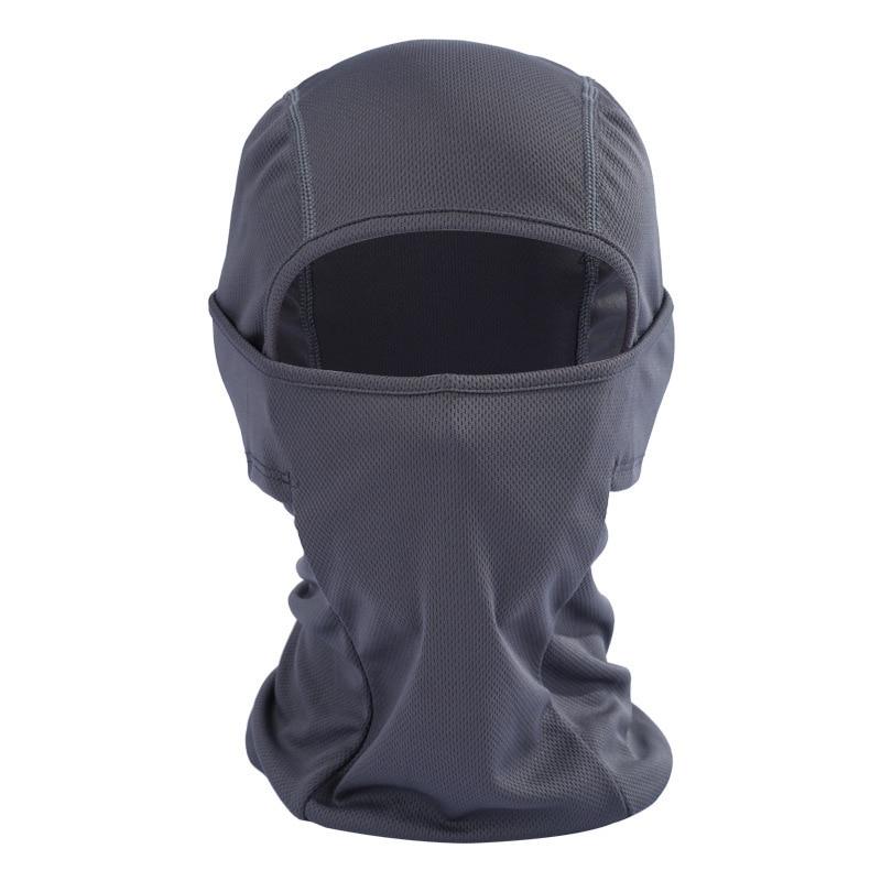 New Motorcycle Face Mask Balaclava Shield Biker Windproof Lycra Mascara Moto