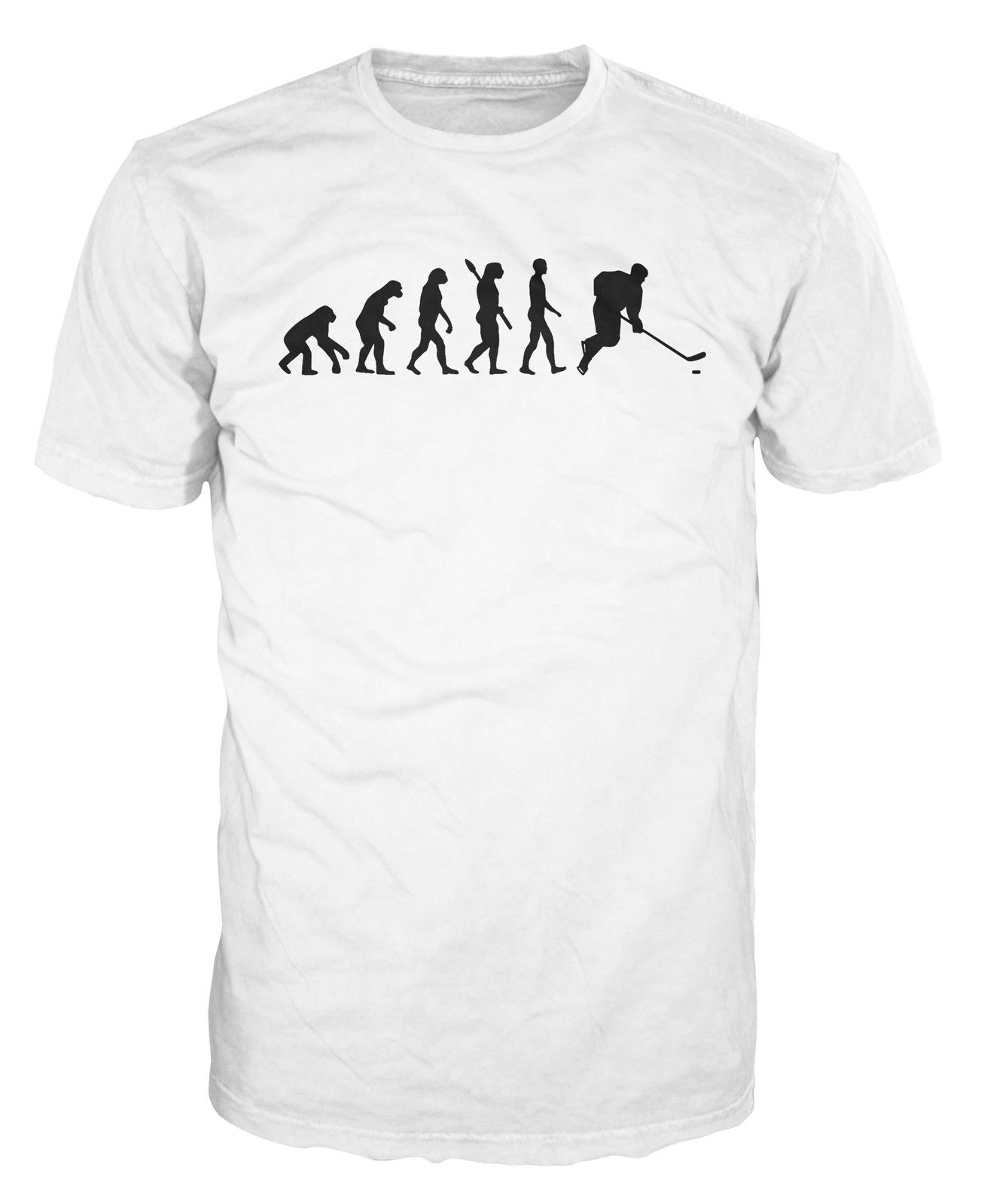 2019 été marque adultes T-Shirt décontracté chemise glace Hockeyer évolution drôle glace-Hockeyer Icehockey métal t-shirts