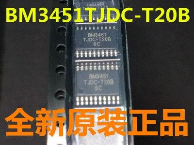 Новый и оригинальный BM3451 BM3451TNDC-T20B TSSOP20