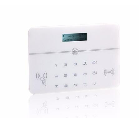 نظام إنذار ضد السرقة GSM/3G PSTN متعدد اللغات