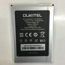Oukitel U7 PLUS Batterie Original 2500mAh Backup Batterie Ersatz Für Oukitel U7 PLUS Handy