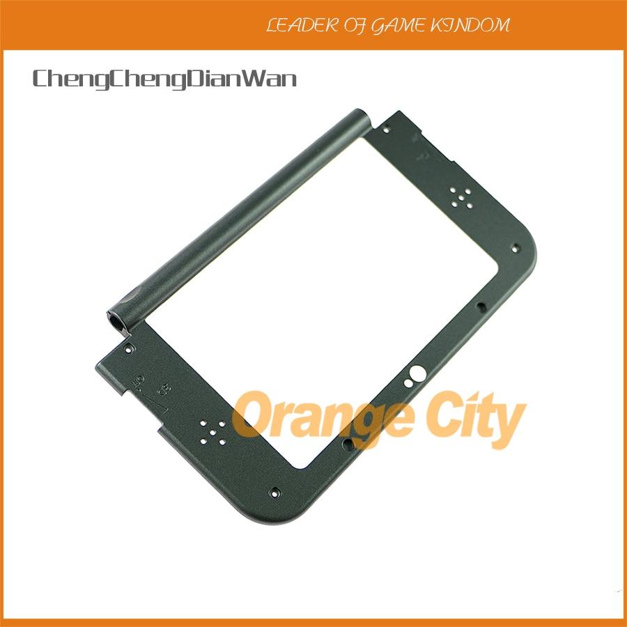 الأصلي المستخدمة العلوي الإسكان قذيفة الإطار الأوسط ل نينتندو ل جديد 3DS XL LL جديد 3DSXL 3DSLL الإطار الأوسط C أجزاء 10 قطعة/الوحدة
