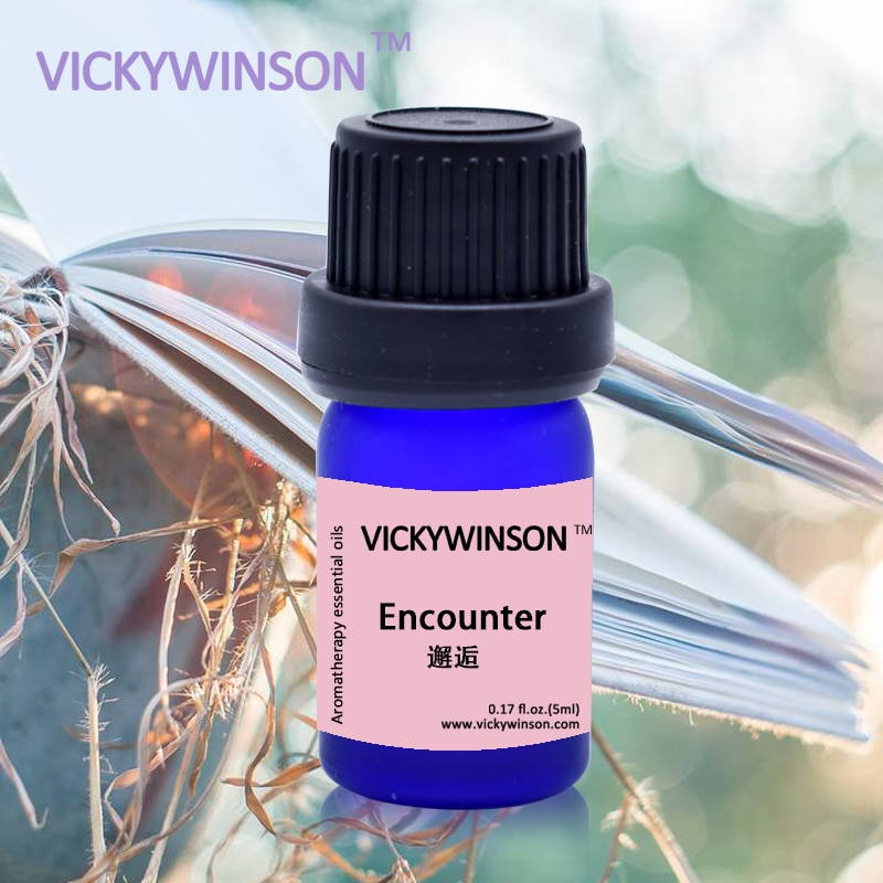 shaped beauty essential oil s curve shaping compound essential oil VICKYWINSON Encounter Essential oil Slimming Massage Slimming oil Aromatherapy oil Compound essential oils 5ml deodorization