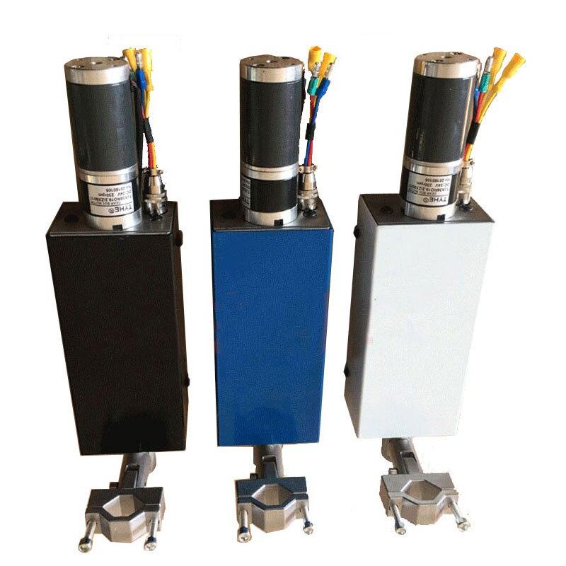 ToAuto levantador de Máquina de corte CNC portátil 100mm llama antorcha de corte por plasma soporte z-axis Lifter DC24V Blanco/Negro/azul