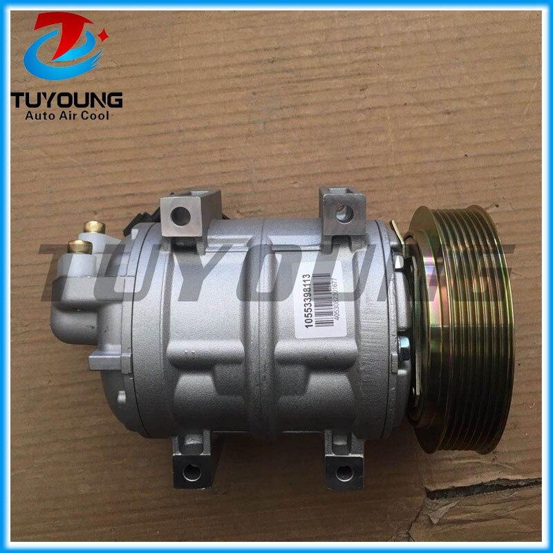 DKS17CH auto klimaanlage kompressor für Isuzu Nissan Urvan Caravan 3,0 92600-VW200 92600VW200 92600VX100 92600-VX100