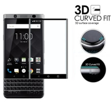 Película de vidrio templado 3D para Blackberry KEYone Protector de pantalla de cobertura completa para Mercury KEY one DTEK70