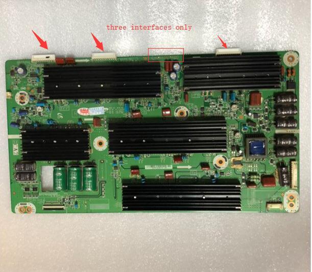 Placa original ps51d6900dr y LJ41-09427A LJ92-01766A é três interfaces