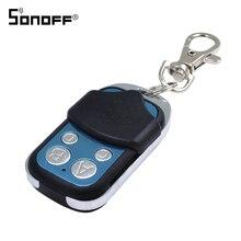 Module de relais dautomatisation de télécommande du commutateur 433mHz sans fil de Wifi de SONOFF 4CH RF pour la maison intelligente