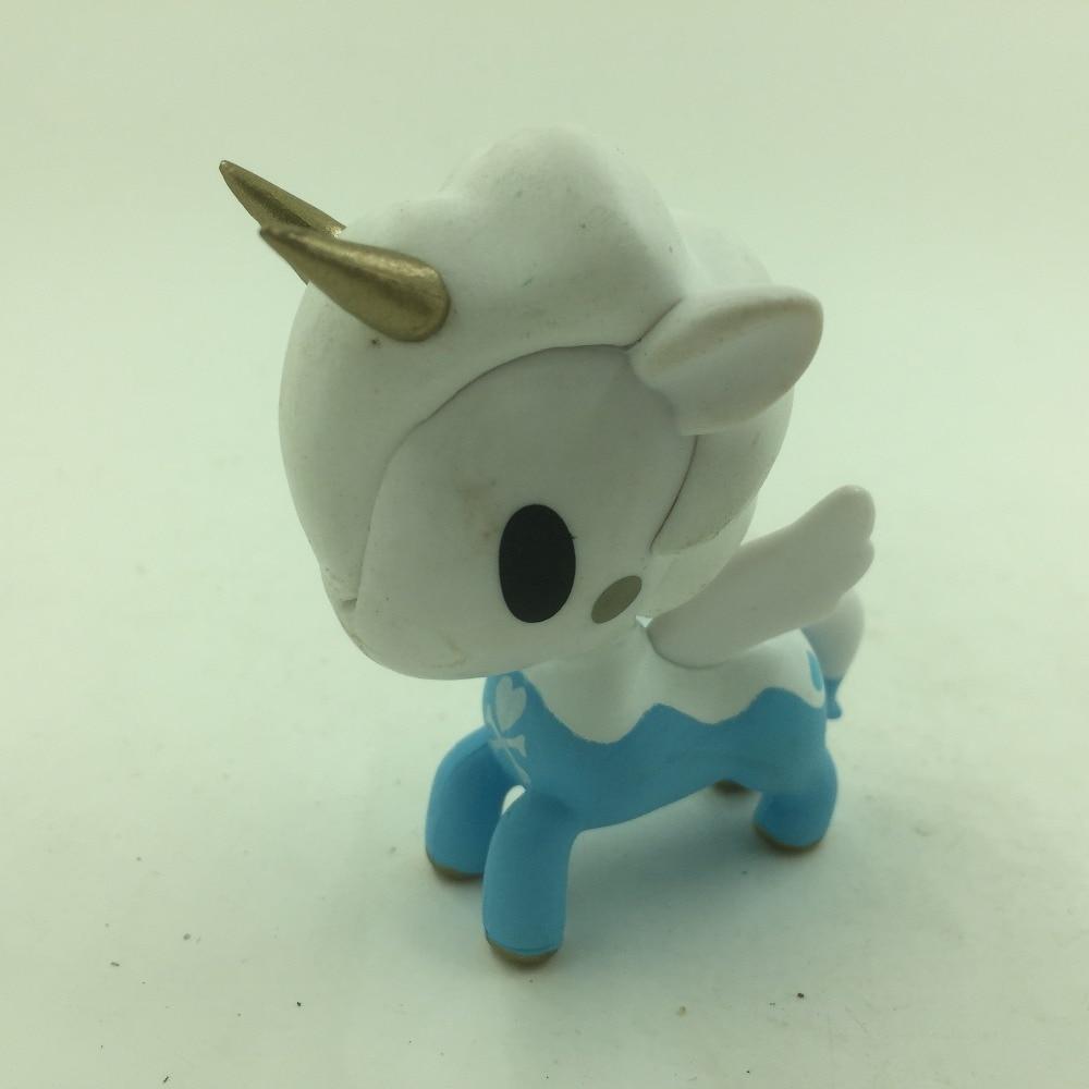 Cremino Latte-unicornio serie 4 Tokidoki unicornio misterioso Mini figura de vinilo