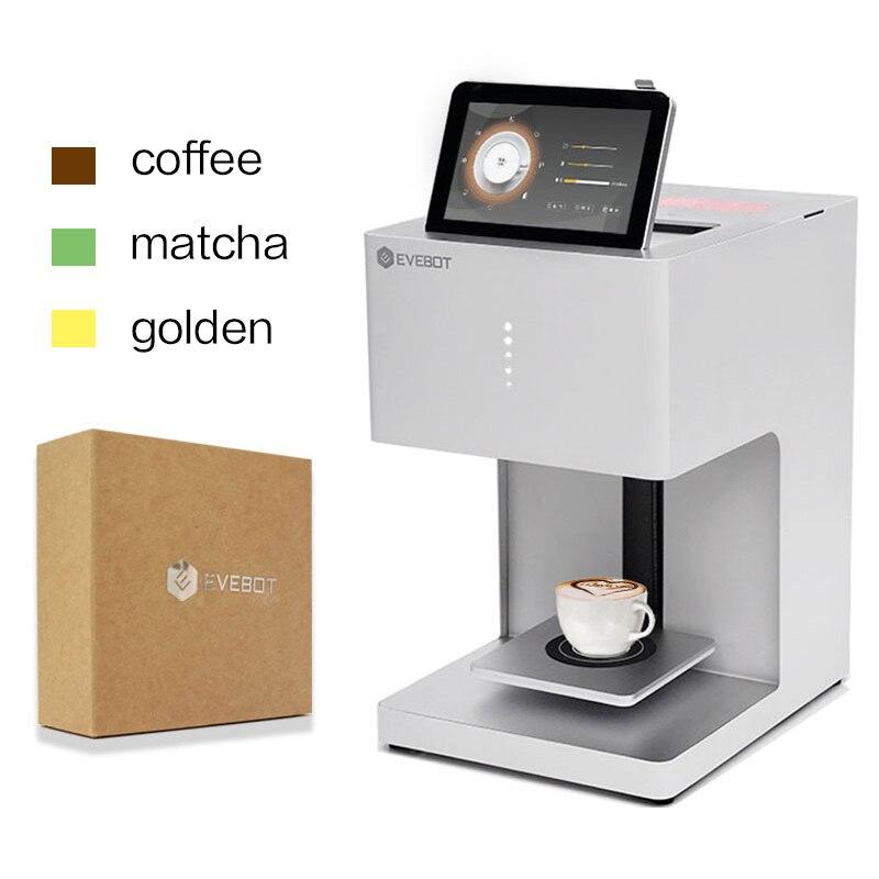 خرطوشة حبر طابعة القهوة يمكن استخدامها في القهوة والذهب وحبر خاص ماتشا للقهوة الصالحة للأكل لاتيه حبر الآلة خرطوشة حبر