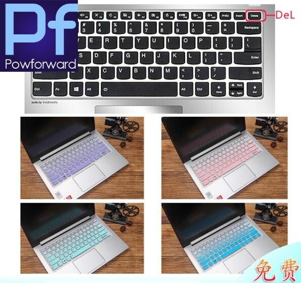 Protector de piel de la cubierta del teclado del ordenador portátil para Lenovo Ideapad S340 14IWL S340-14IWL 14 pulgadas S 340 S340-14 / S540 S540-14IWL 14