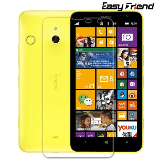 For Nokia Lumia 1320 Screen Protector 9H Toughened Protective Film Guard Premium Tempered Glass