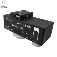 BTAP-interrupteur de relais pour VW Rabbit Golf Polo   Radiateur, Jetta Audi A3 Seat Ibiza Leon 1J0919506M 1J0 919 506 M, nouveau