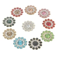 rhinestones applique for artesanato clothing decoration sew on stones and crystals costura acessorios para costura
