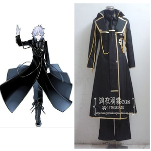 2016 Customize Devil Survivor 2 Houtsuin Yamato Cosplay Costume Any Size