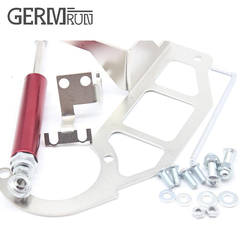 Ajustable amortiguador de esfuerzo de torsión para motor w Kit de soporte para R33 R34 Skyline GTR GT-R