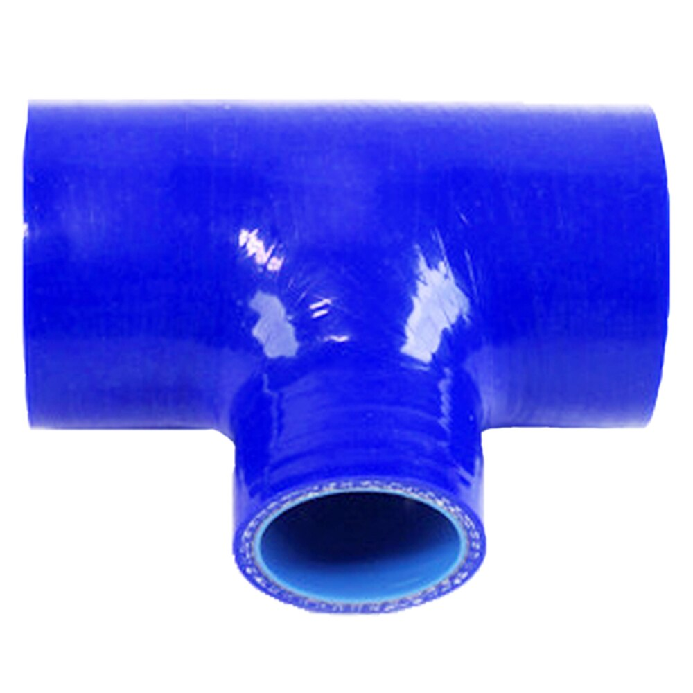 Universal Länge: 130mm * 35mm ID: 60mm ID: 2,36 ''T Stück Silikon Schlauch T Form Rohr Luftfilter Silikon Buckel haus rohr BOV3
