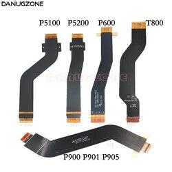 Tela lcd conectar placa-mãe cabo, para samsung galaxy t530 t535 t520 p600 p605 t800 t805 p5100 p5200 p7500 n8000 p900