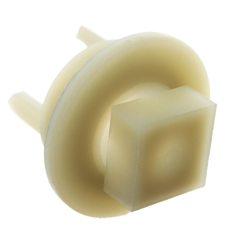 3 шт. детали для мясорубки бытовая электрическая мясорубка элементы пластиковая муфта 418076 подходит для мясорубки Bosch аксессуары