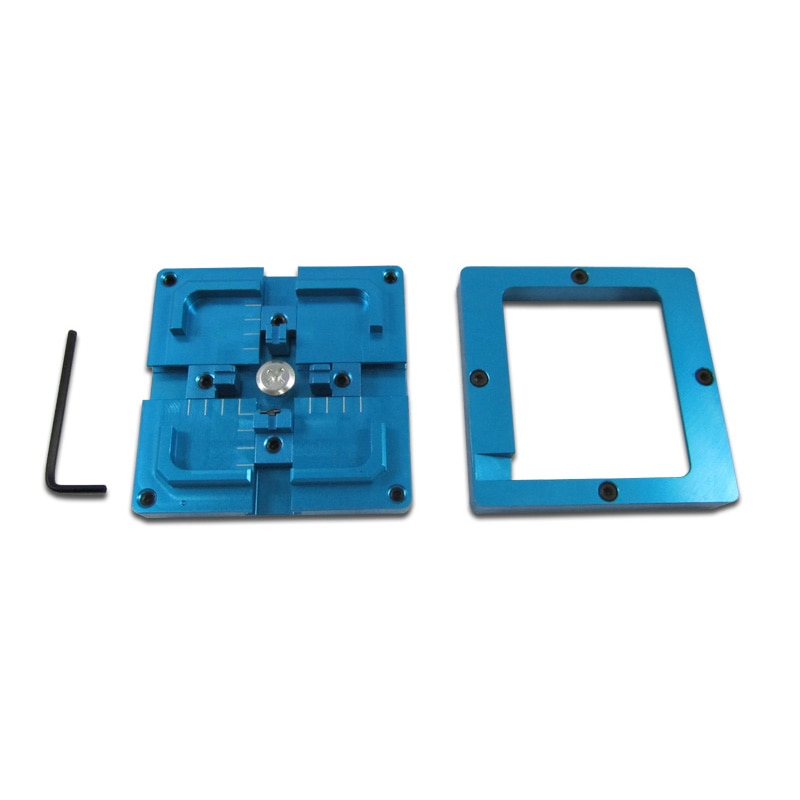 new 80 80mm 450w infrared top upper four specifications bottom ceramic heating plate for bga rework station tools BGA repair tool 80MM solder stencils jig reballing station use for rework station machine