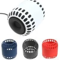 Kuulee couvercle de boitier en silicone pour Apple Homepod haut-parleur Protection sac souple