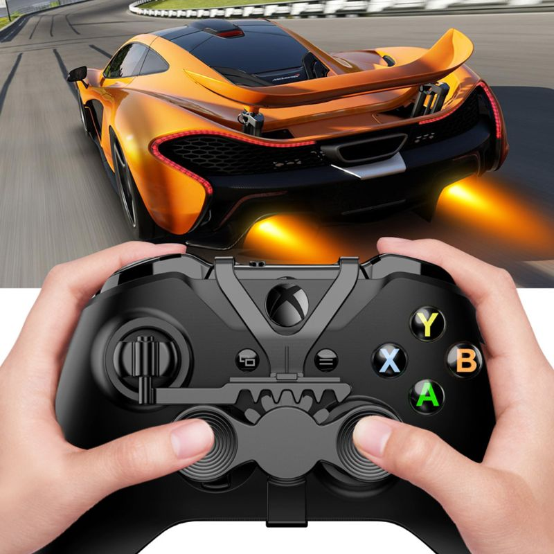 Racing Replacement Steering Wheel Gamepad Controller Auxiliary Controller For  Xbox One Game Accessories enlarge