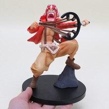 Anime One Piece King of the Artist the limited Usopp KOA BWFC Figure Model Toys Usopps Father Yasopp Yasoppu Collection gifts