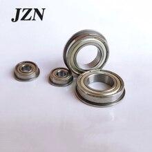 Free Shipping 10PCS flange stainless steel bearing SF698ZZ F698-2RS DDRF1980 8 * 19 * 6mm   F695ZZ SF695ZZ LF1350ZZ 5*13*4mm