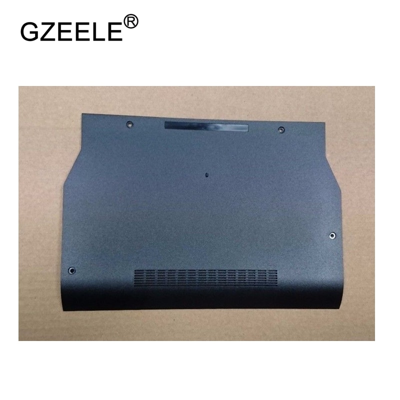 GZEELE новая нижняя Дверь чехол для Dell Latitude E5420 1A22MSA00-600-G 07HXMY 7HXMY ноутбук/ноутбук Нижняя панель доступа крышка двери
