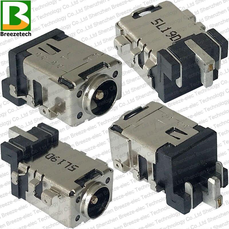 DC Power Jack hembra de conector de puerto de carga para ASUS F556L F556U A456 A456U A556U A556 E402 E402M FL5900U F441U X302U X441U