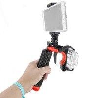 Плавающий поплавок рукоятка пистолет триггер Набор для GoPro Hero 6 5 4 3 Xiaomi Yi 4K SJCAM SJ4000 h9r Экшн-камера Go Pro Аксессуары