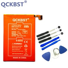 QCKBST 3000mAh LIS1501ERPC Battery for Sony Xperia ZL L35h ZL X ZQ C650X L35 L35i L35a LT35h LT35i C6502 C6503 C6506