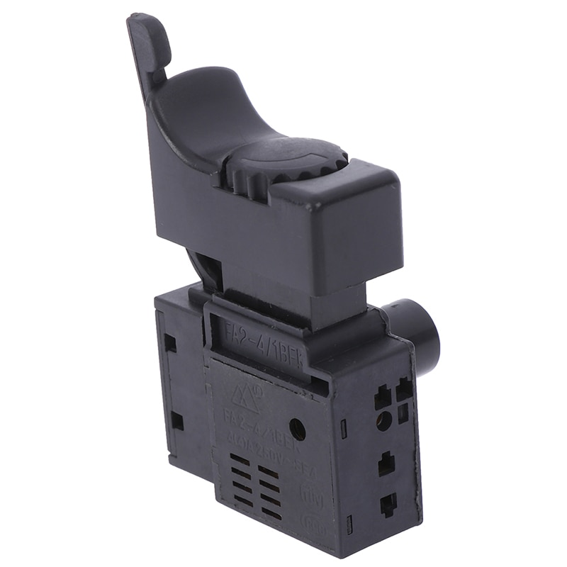 FA2-4/1BEK Slot Op Power Tool Elektrische Boor Speed Control Trigger Button Switch
