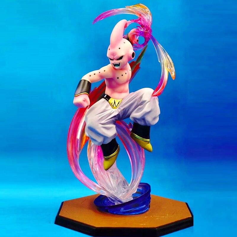 Dessin animé Dragon Ball Majin Boo Buu F zéro PVC figurine Anime marionnettes Figure PVC jouets Figure modèle Table bureau décoration